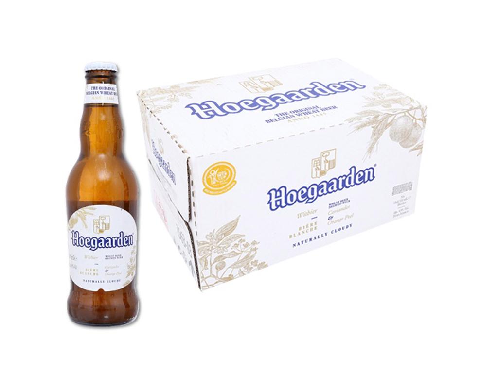 Thùng 24 chai Hoegaarden 330ml 1