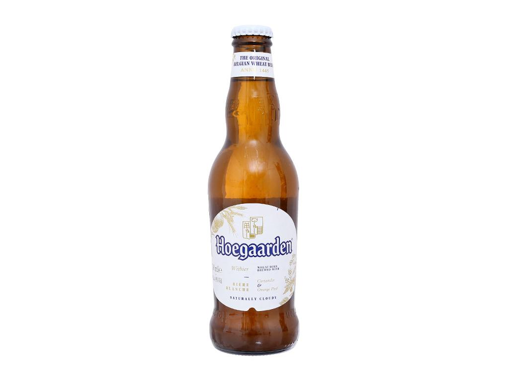 Thùng 24 chai Hoegaarden 330ml 2