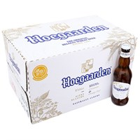 Thùng bia Hoegaarden chai 330ml (24 chai)