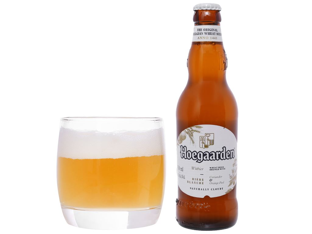 Bia Hoegaarden 330ml 4