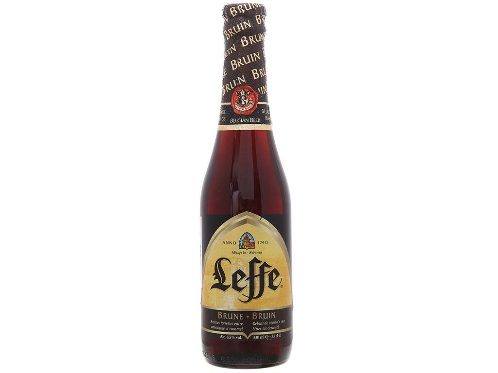 Bia Leffe Brune 330ml 1