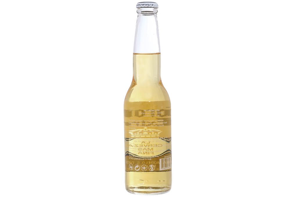 Thùng 24 chai bia Corona Extra 355ml 3