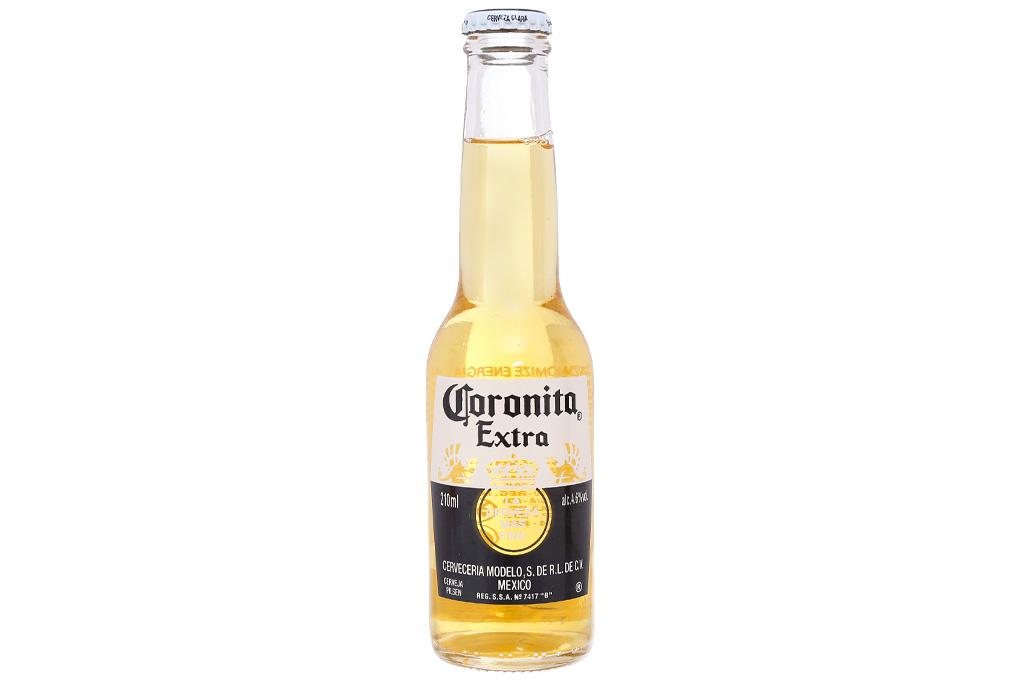 Thùng 24 chai bia Corona Extra 355ml 4