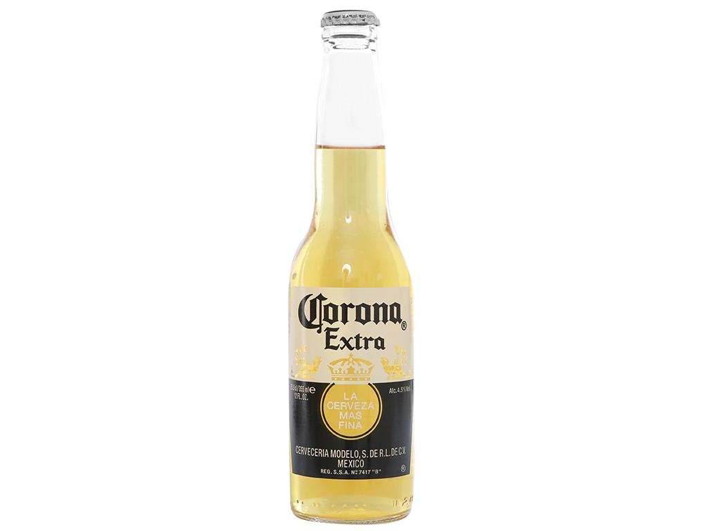 Bia Corona Extra 355ml 1