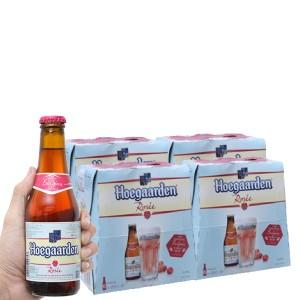 24 chai bia Hoegaarden 250ml