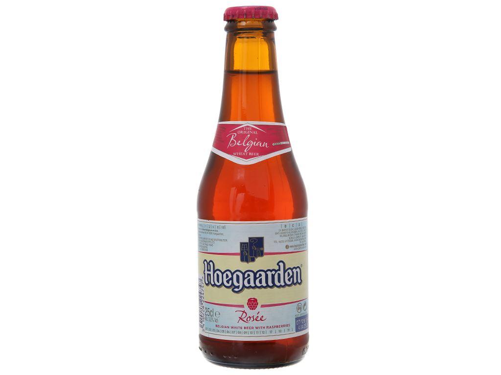 24 chai bia Hoegaarden 250ml 2