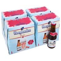 Thùng bia Hoegaarden Rosée chai 250ml (24 chai)