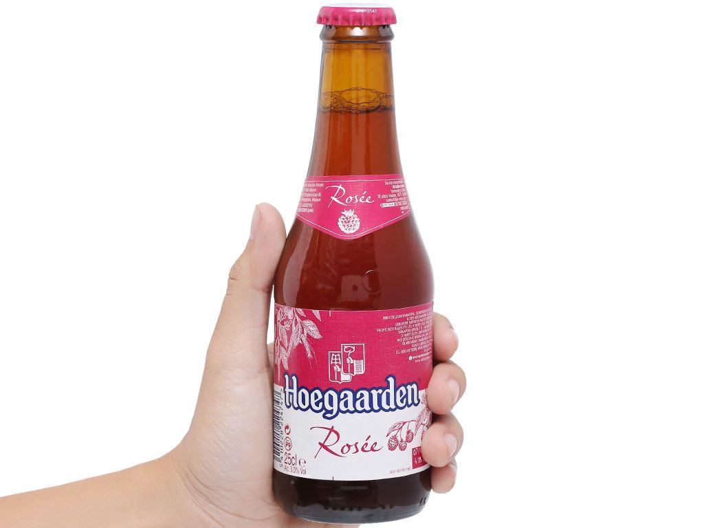 Bia Hoegaarden Rosée 250ml 5