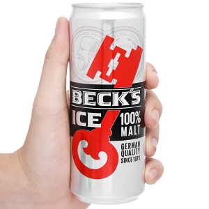 Bia Beck's Ice 330ml