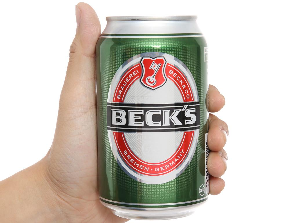 Bia Beck's 330ml 4