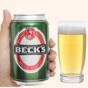 Bia Beck's 330ml