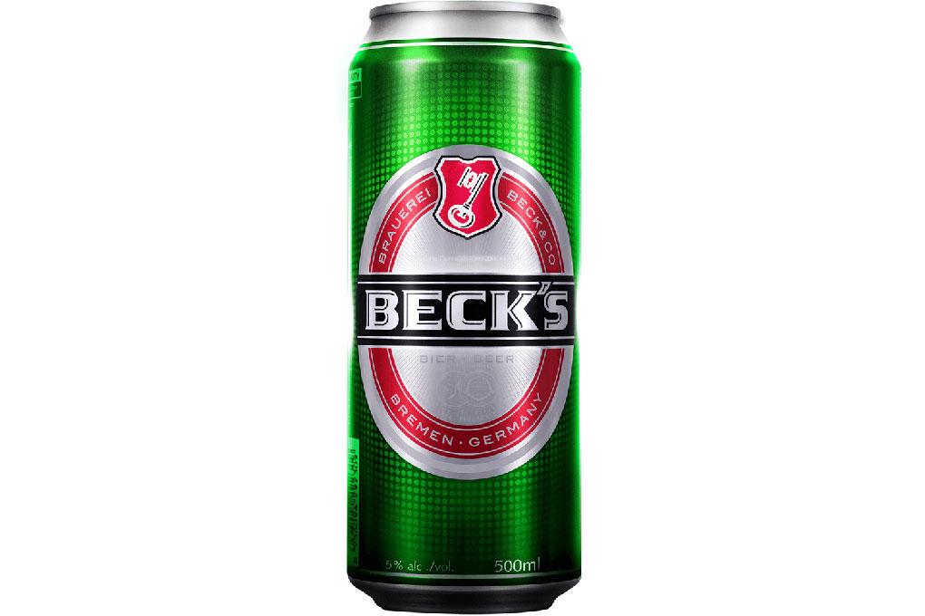 Thùng 12 lon Bia Beck's 500ml 3