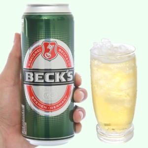 Bia Beck's 500ml
