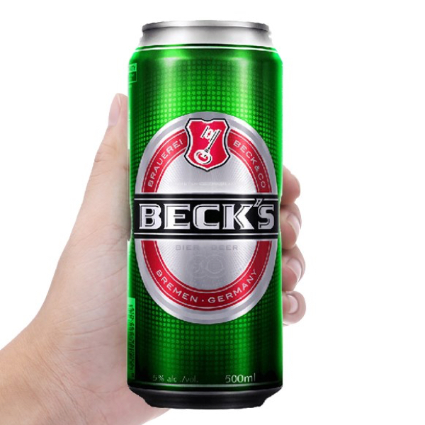 Bia Beck's 500ml