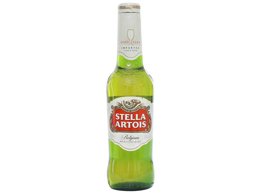 Thùng 24 chai bia Stella Artois 330ml 2