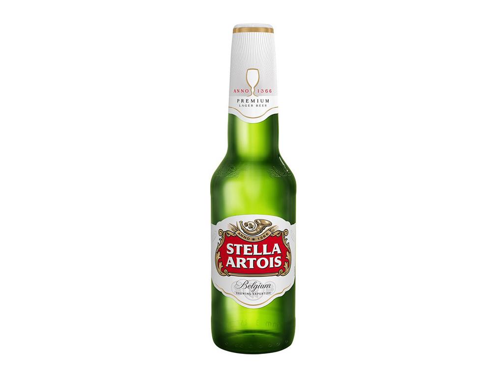 Bia Stella Artois 330ml 1