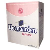Thùng bia Hoegaarden Rosée chai 750ml (6 chai)