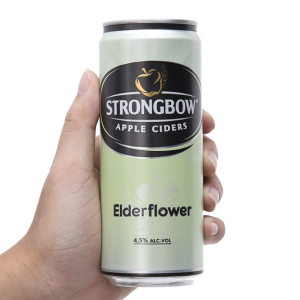 Strongbow Hoa Elder lon 330ml