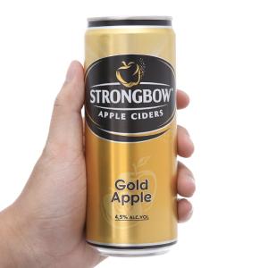 Strongbow táo 330ml