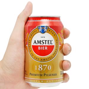 Bia Amstel 330ml