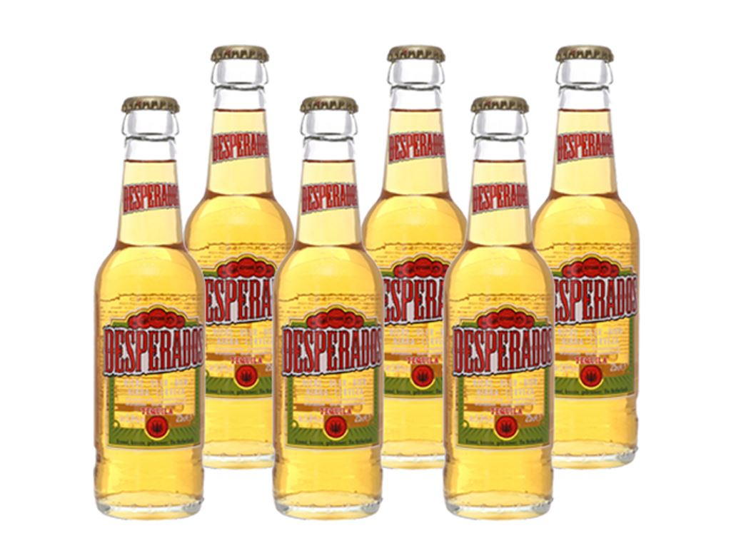 6 chai Desperados 250ml 1