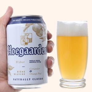Bia Hoegaarden White 330ml