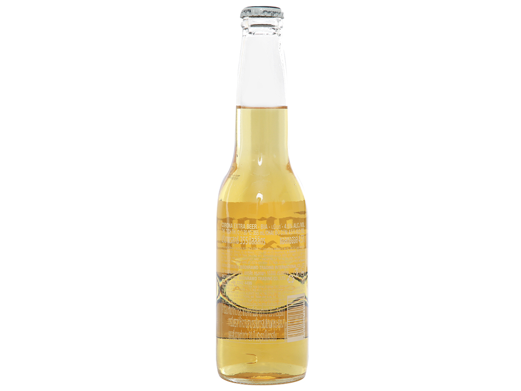 6 chai bia Corona Extra 355ml 3