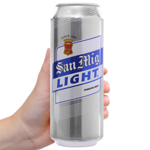 Bia San Mig Light 500ml
