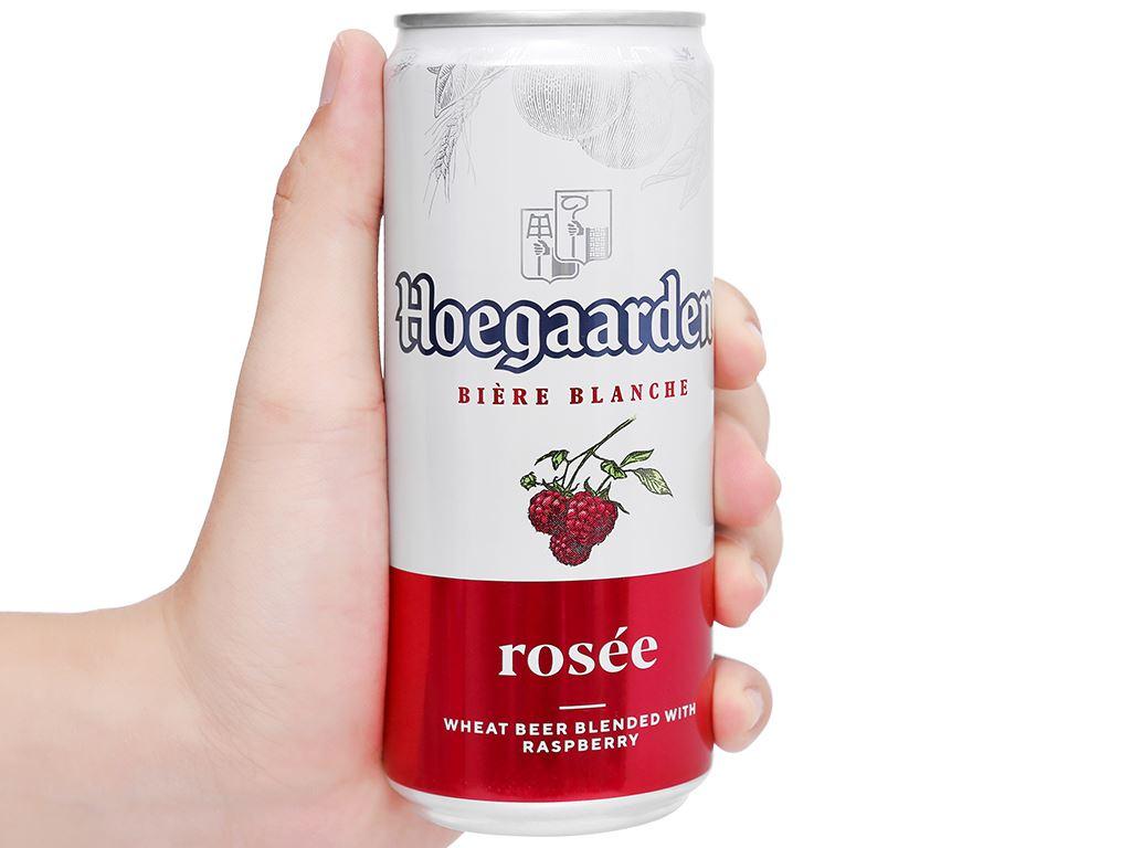 Bia Hoegaarden Rosée 330ml 5