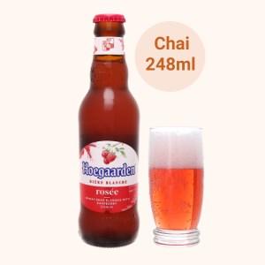 Bia Hoegaarden Rosée 248ml