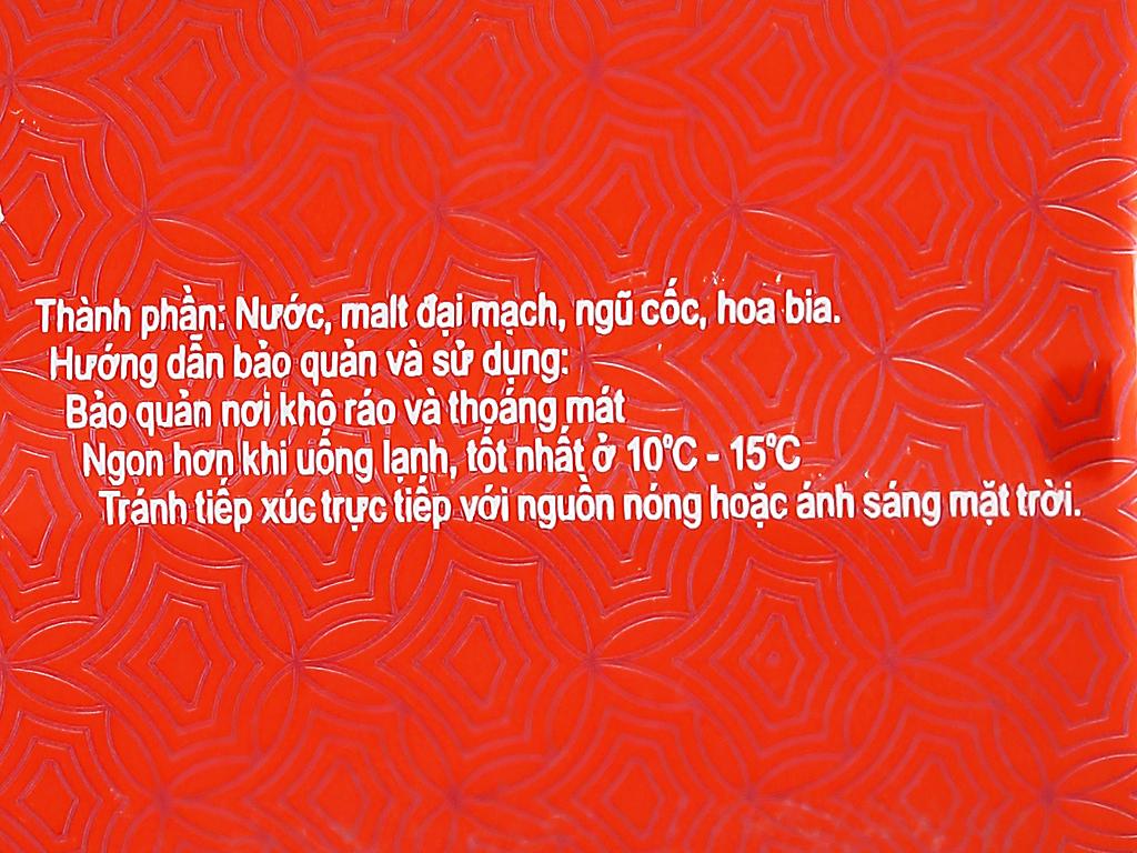 Bia Sài Gòn Export 330ml 4