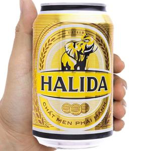 Bia Halida 330ml