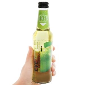 Nước ép táo có ga Eden Eva chai 275ml