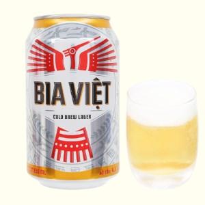 Bia Việt 330ml