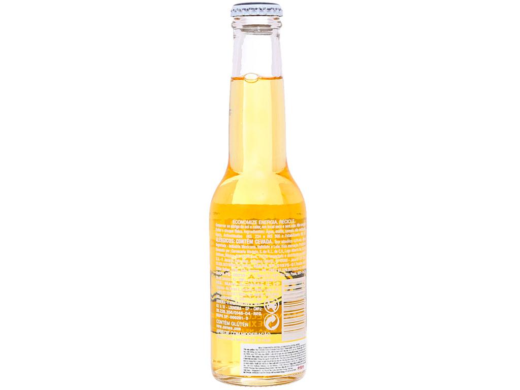 Thùng 24 chai bia Coronita Extra 210ml 2