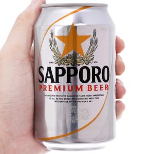 Bia Sapporo 330ml