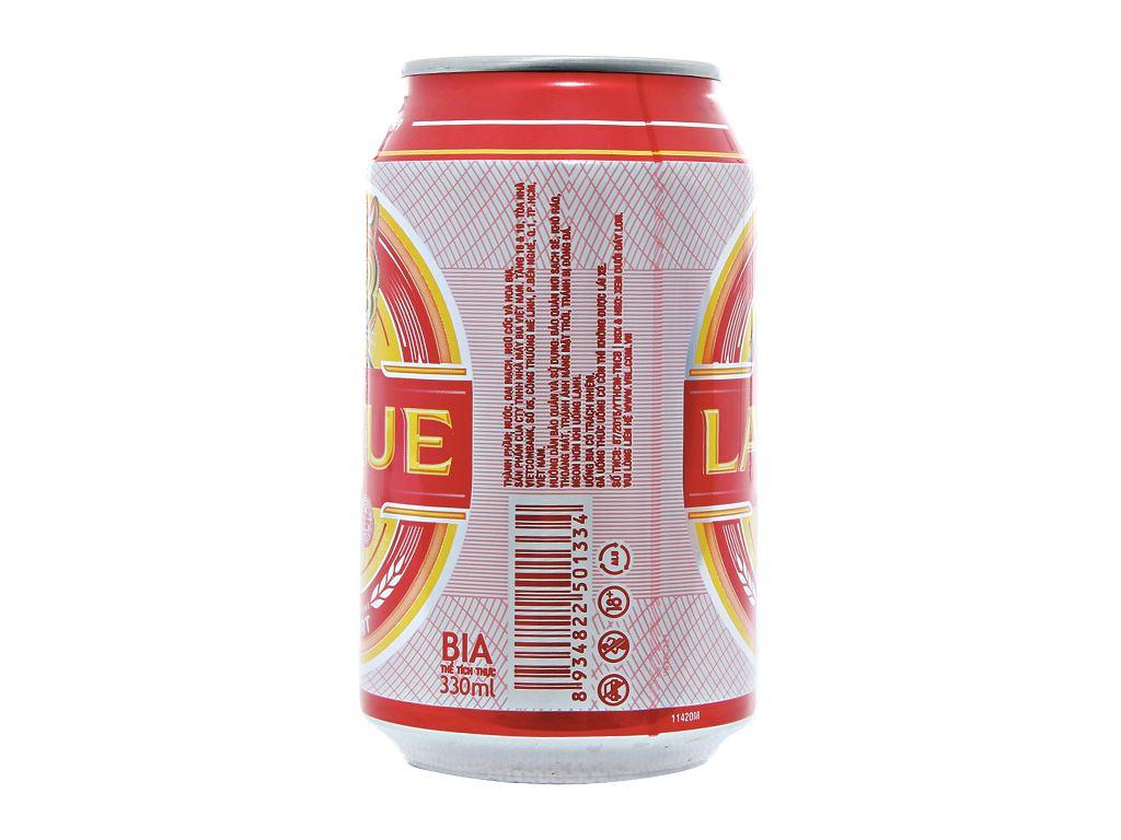 Bia Larue Đỏ 330ml 2