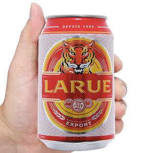 Bia Larue Đỏ 330ml