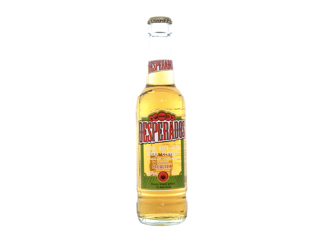 Bia Desperados chai 330ml 1
