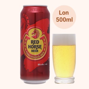 Bia San Miguel Red Horse 500ml