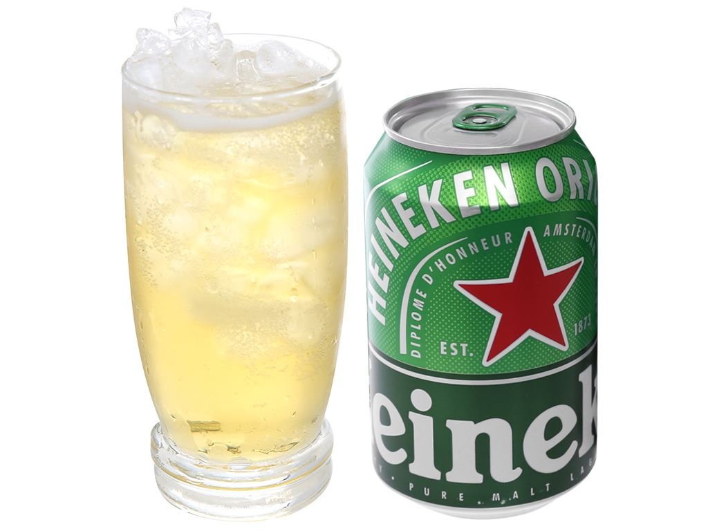 Bia Heineken 330ml 5