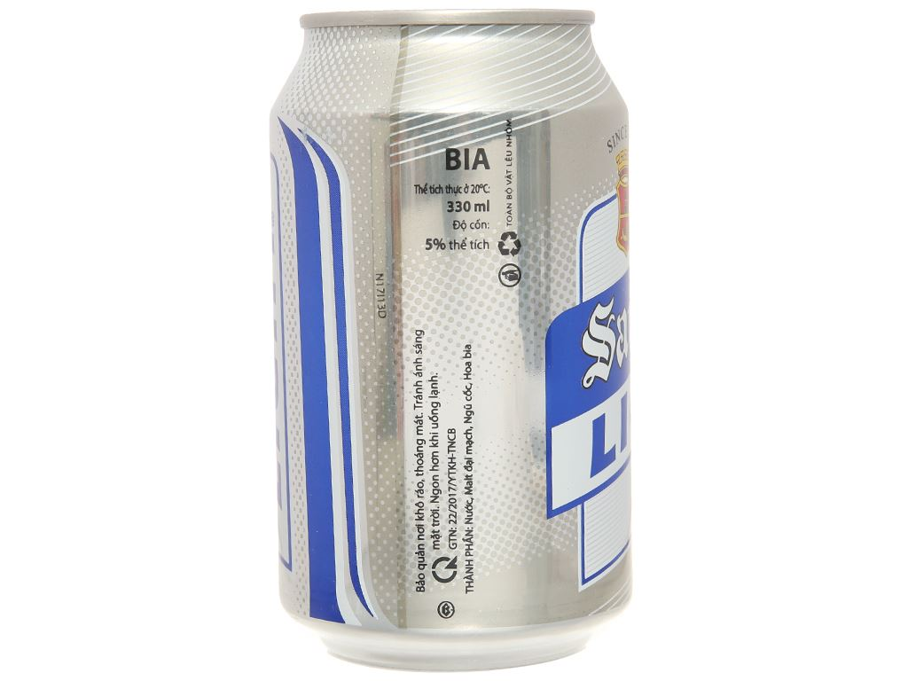 Bia San Mig Light 330ml 2