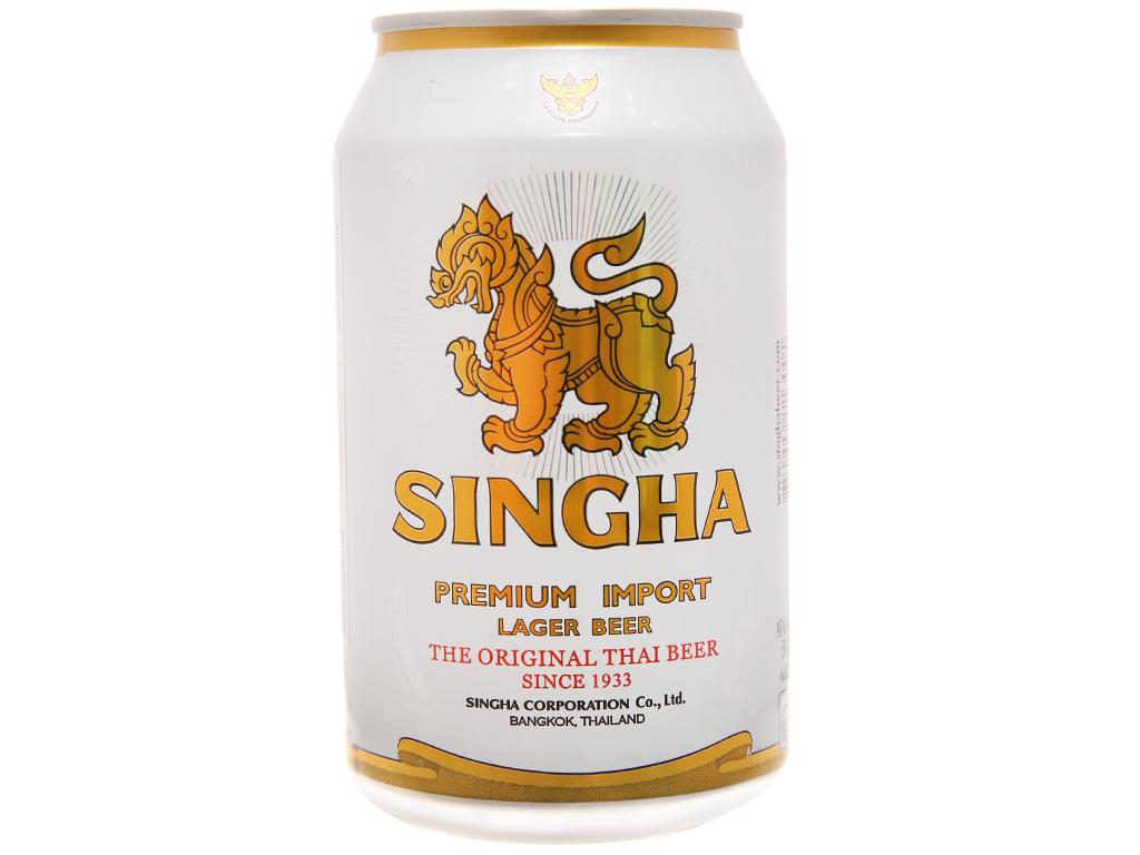 Bia Singha 330ml 1