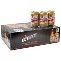 Thùng bia San Miguel lon 330ml (24 lon)