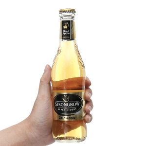 Strongbow táo chai 330ml