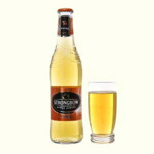 Strongbow mật ong chai 330ml