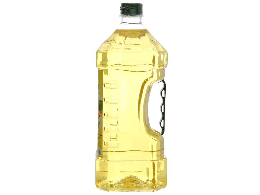 Dầu đậu nành Tường An nguyên chất 100% chai 2 lít 11