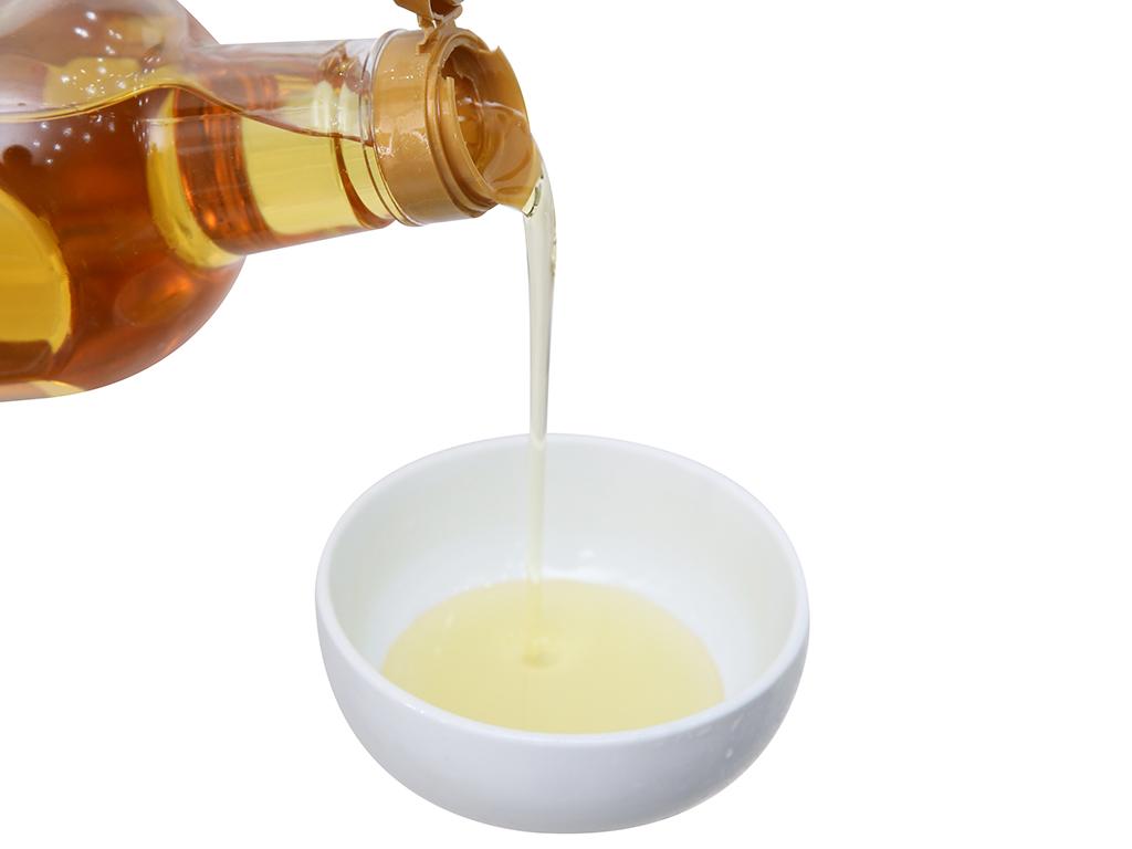 Dầu gạo nguyên chất Simply chai 1 lít 4