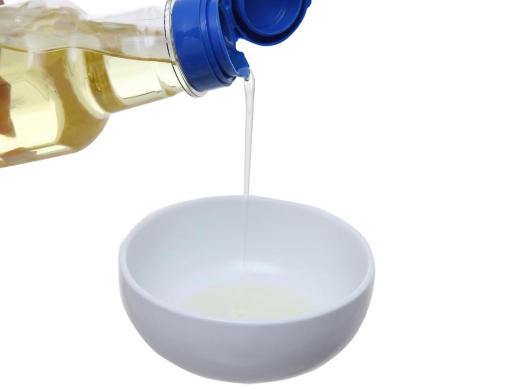 Dầu đậu nành nguyên chất Simply chai 400ml 4