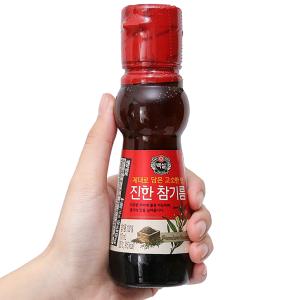 Dầu mè đậm đặc Beksul chai 110ml